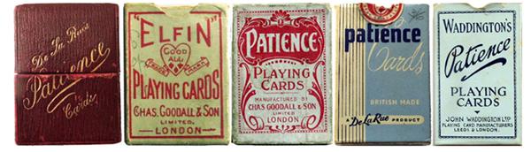 Historische Mochelen met de kaarten